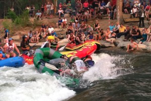Raft Rodeo - Royal Gorge Whitewater Festival
