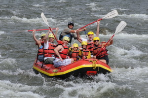 Facebook Rafting Photo
